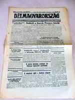 1946 március 1  /  Délmagyarország  /  RÉGI EREDETI ÚJSÁG Ssz.: 69