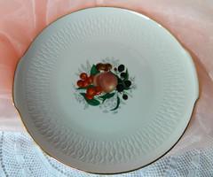 Winterling Röslau porcelán gyümölcsös tál, tálaló, kínáló 1950-ből