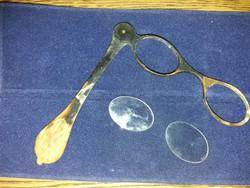 Antik Gyermek Lornyon Szemüveg