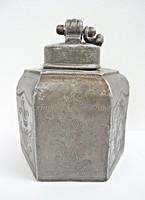 Ón gyömbértartó, 18. század második fele
