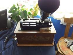 Thomas fonográf(rádió)