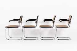 Brauer M. design art deko székek korai replika gyönyörű állapotban