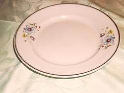 Hollóházi ritka  lapos tányér