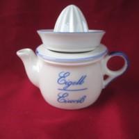BO2 különleges porcelán citromcsavaró sérült