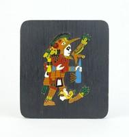 0R354 Mexikói Huitzilopochtli falikép