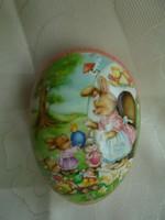Papír nyuszi tojás bonbonier