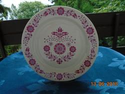 Alföldi porcelán falitál-24 cm