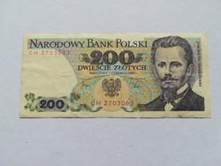 1982-es 200 Zlotyi