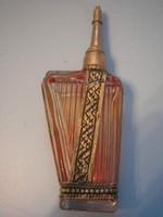 N 6  Antik  Art decó illatosító vagy parfüm tartó 18  cm es