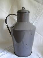 Zománcozott Ceglédi kanna -  7 literes