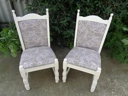 Shabby székek párban