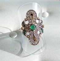 Hürrem gyűrű, csodás török kézimunka - utolsó darab -