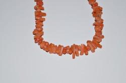 Korall nyaklánc
