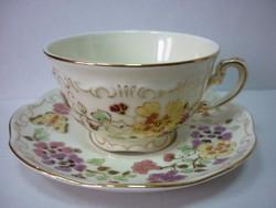 Zsolnay pillangós teáscsésze