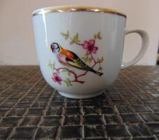 Hollóházi kávés csésze / 1594