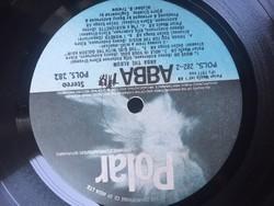 Abba : The album bakelit indiai import