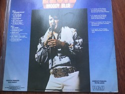Elvis :Moody bule bakelit made by India