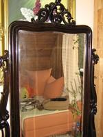 Álló barokk tükör