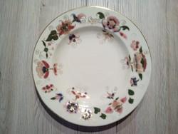 Zsolnay antik lapos tányér 25cm