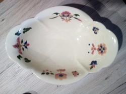 Zsolnay antik levesestál 32/23cm