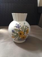 Zsolnay váza! Ritka dekorral!