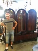 Kozma Lajos szekrény