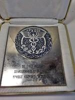 KPVDSZ 50 éves hűséges szakszervezeti tagságért