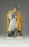 0Q404 Pulit etető juhász Herendi figura 20 cm