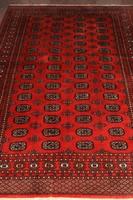 Türkmén Tekke kézi szövésű szőnyeg