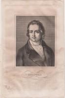 Acélmetszet: Chaptal  (1800-as évek)