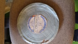 Agfa film tároló doboz film nélkül dekorációnak