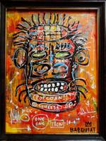 Bevezető áron! Jean Michel Basquiat: Világ vándora