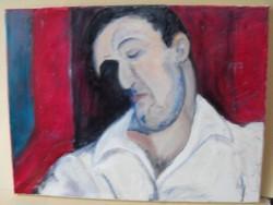 Berény Róbert után:Weiner Leo, olaj, vászon