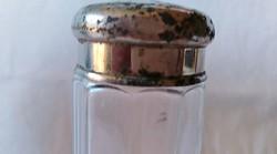Antik üveg sószóró