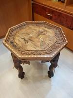 Kagylo berakásos disz asztal