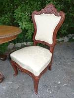Antik bécsi barokk szék.