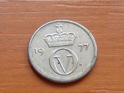 NORVÉGIA 10 ŐRE 1977