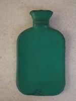 Melegvizes palack/tömlő eladó a hetvenes évekből!