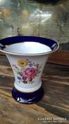 Antik Royal Dux Kék Váza