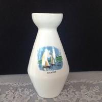 Bodrogkeresztúri Balaton emlék váza