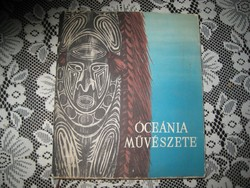 Bodrogi Tibor : Óceánia művészete  1959