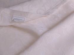 Nagyméretű, brokát szövésű, selymes terítő, 163x225 cm
