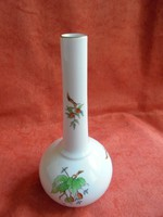 Herendi porcelán hecsedli mintás váza