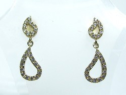 Arany fülbevaló (Kecs-Au73404)