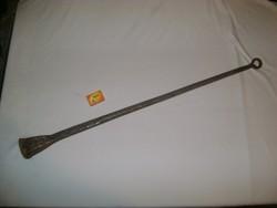 Fa mozsárhoz öntöttvas törő -  89 cm - nagy méret