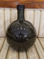 Régi nagyméretű Zwack Unicum üveg palack
