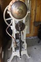 Ritkaság 1920 Réz pezsgő bor töltő vagy szódatöltő szóda szódás szikvíztöltő gép