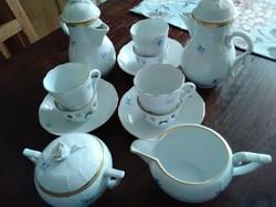 Herendi kék mintával kávés/cappuccino szett