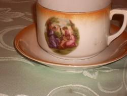 Antik  teás jelzett