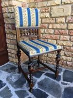 Ónémet restaurált hibátlan szék